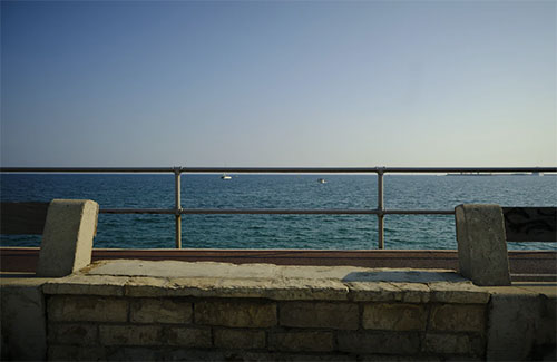 Malta property with seaview